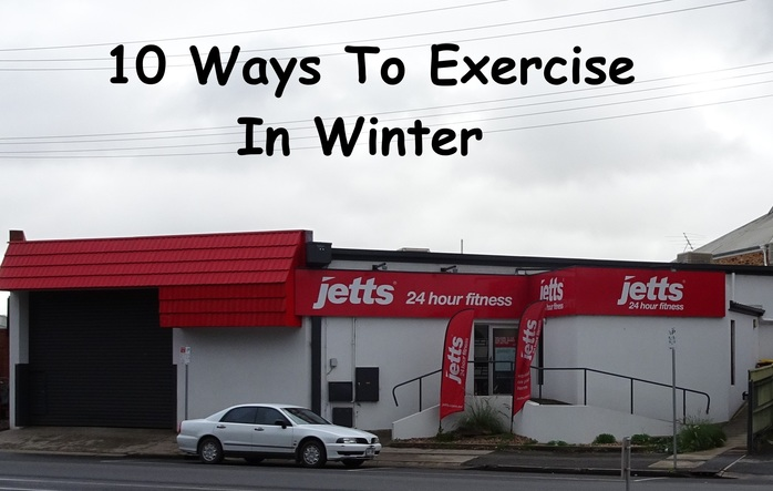 10 Ways To Exercise In Winter