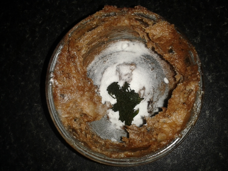 Cinnamon and Mint Homemade Toothpaste