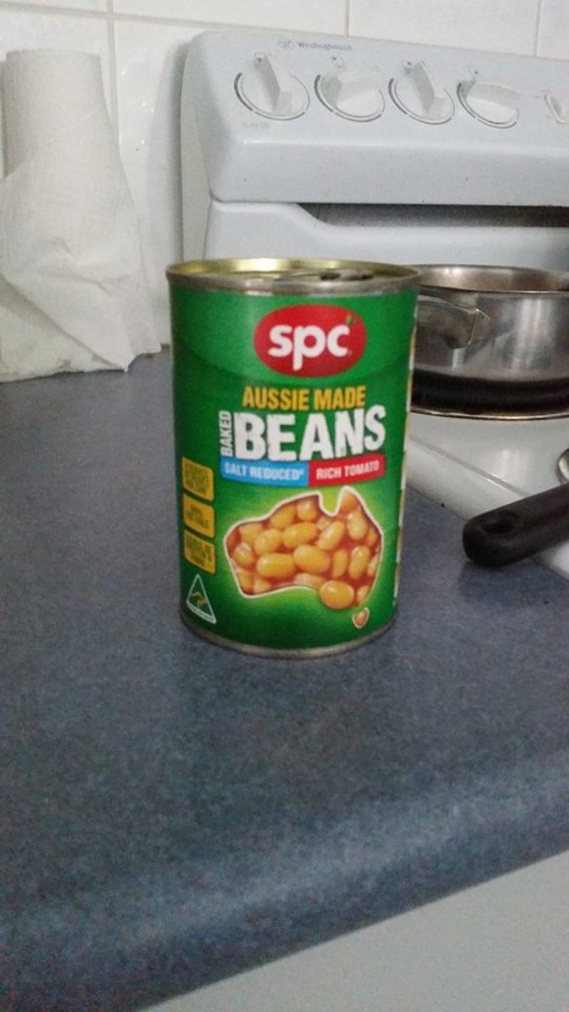 Baked beans  - A healthy approach to menu planning part 1: Breakfast