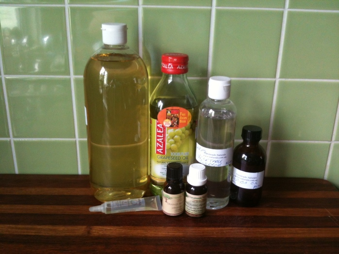 body wash ingredients, homemade body wash recipe, DIY body wash,