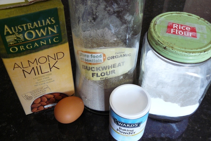 buckwheat pancakes ingredients, buckwheat pancakes recipe, buckwheat pancakes