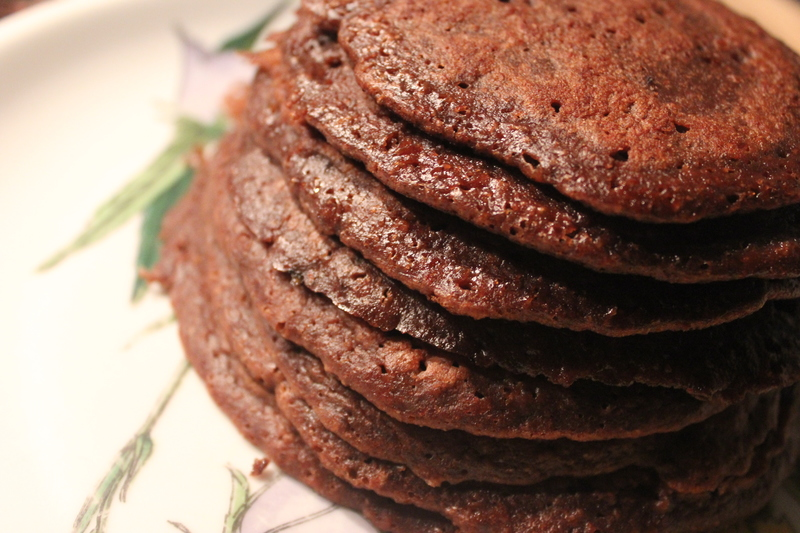 Chocolate, cacao, gluten free, dairy free, chia seeds, superfood, breakfast,