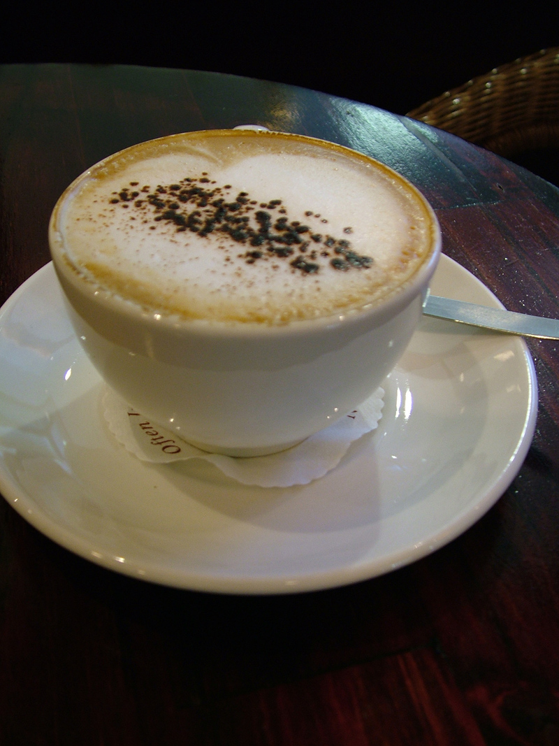 Coffee  - A healthy approach to menu planning part 1: Breakfast