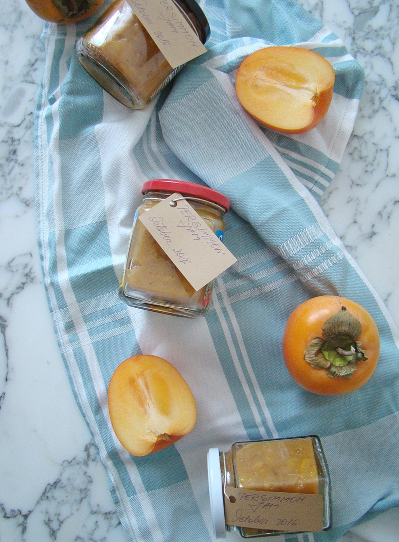 Small-Batch Persimmon Jam