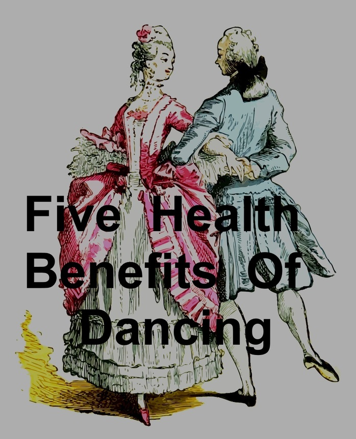 Five Health Benefits Of Dancing