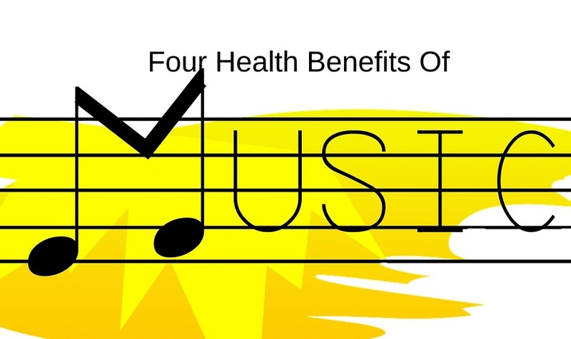 Four health benefits of music