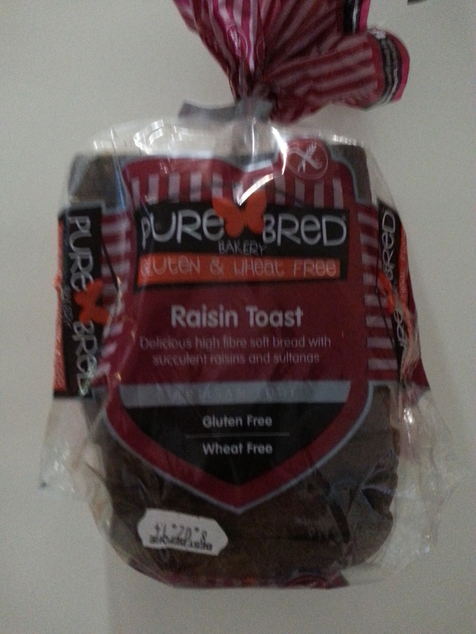 Gluten Free Bread Stress Test
