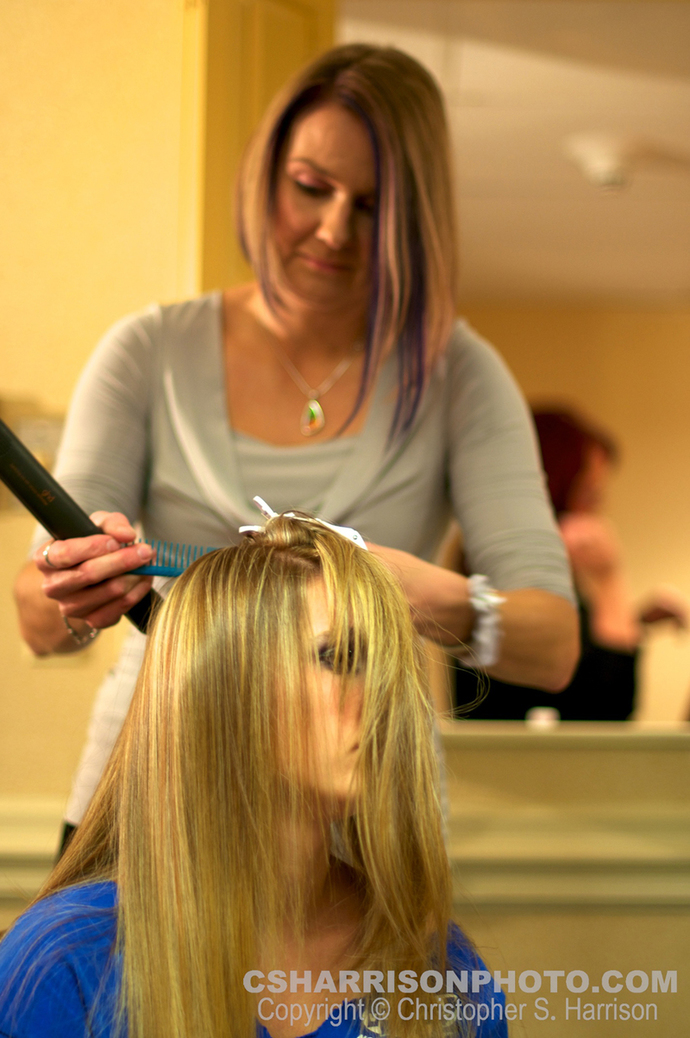 hair stylist- photo credit: photo credit: <a href=
