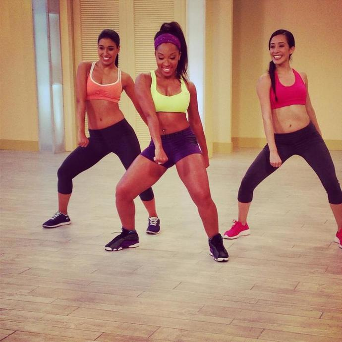 keaira lashae, keaira lashae dance workout videos, best youtube dance workout videos, what is the best youtube dance workout video