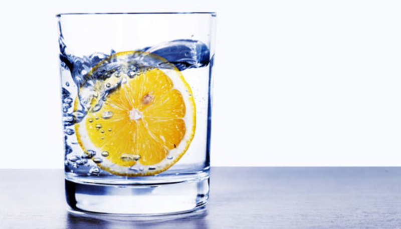 Baking Soda in Water
