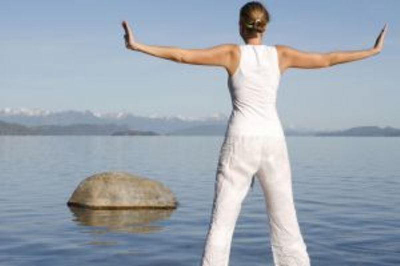 meditation  - How to feel better this spring