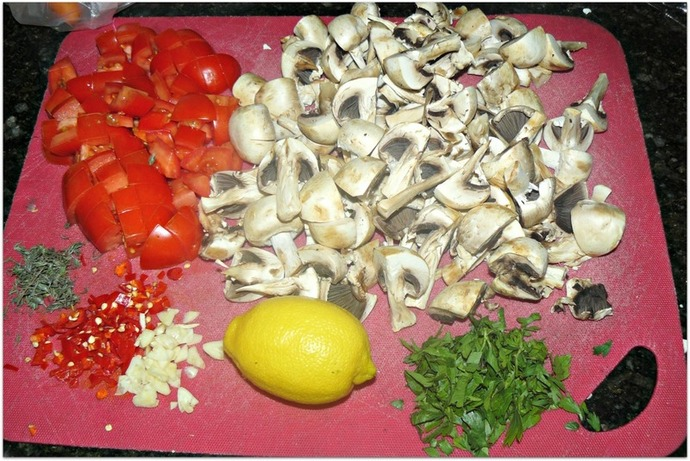 mushroom recipe, mushrooms, mushrooms that zing, citrus mushrooms, fried mushrooms, zesty mushrooms, zesty mushrooms ingredients