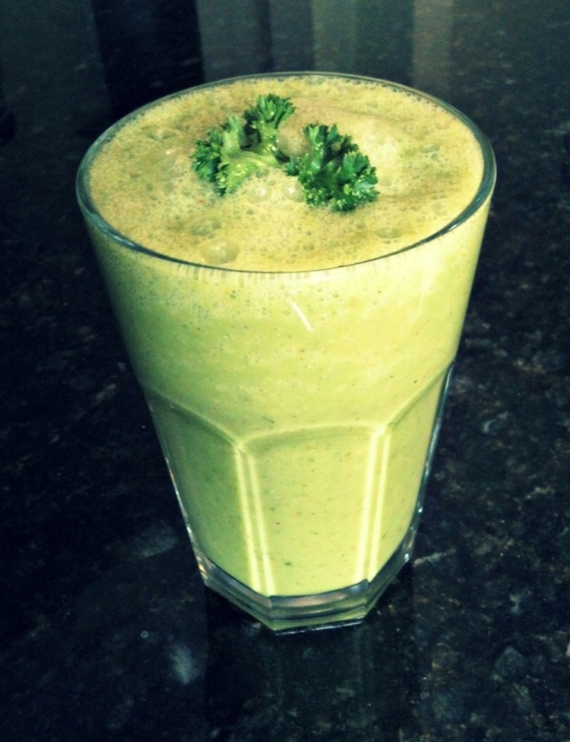 My favourite green smoothie  - Top green smoothies
