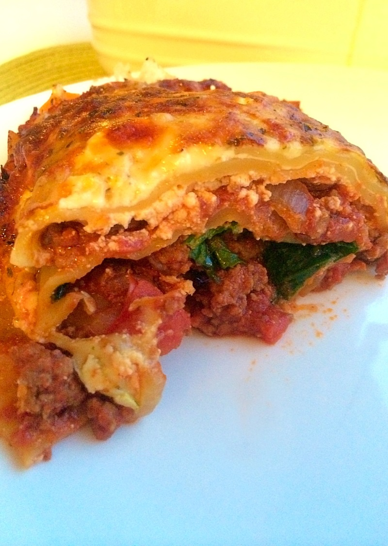 2015 A Lasagna Odyssey: A wholesome twist on an old favourite