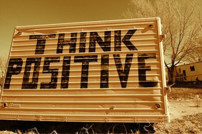 positive thinking, staying positive, self talk, self reinforcement