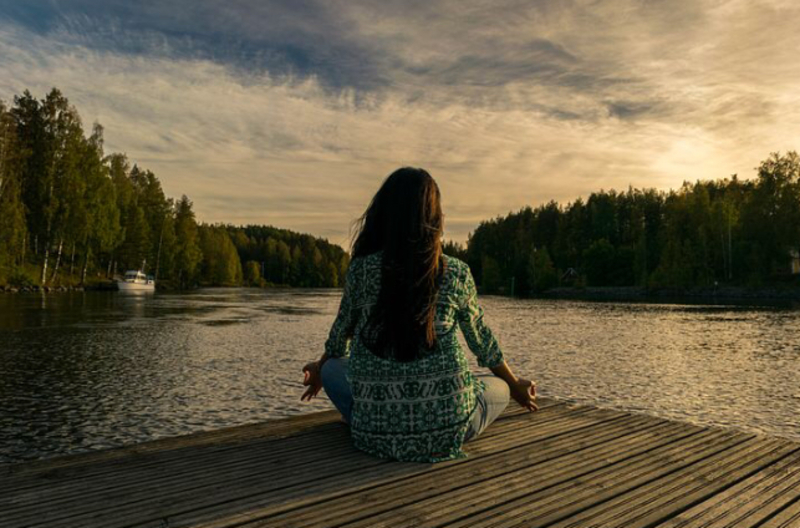 Practice mindfulness