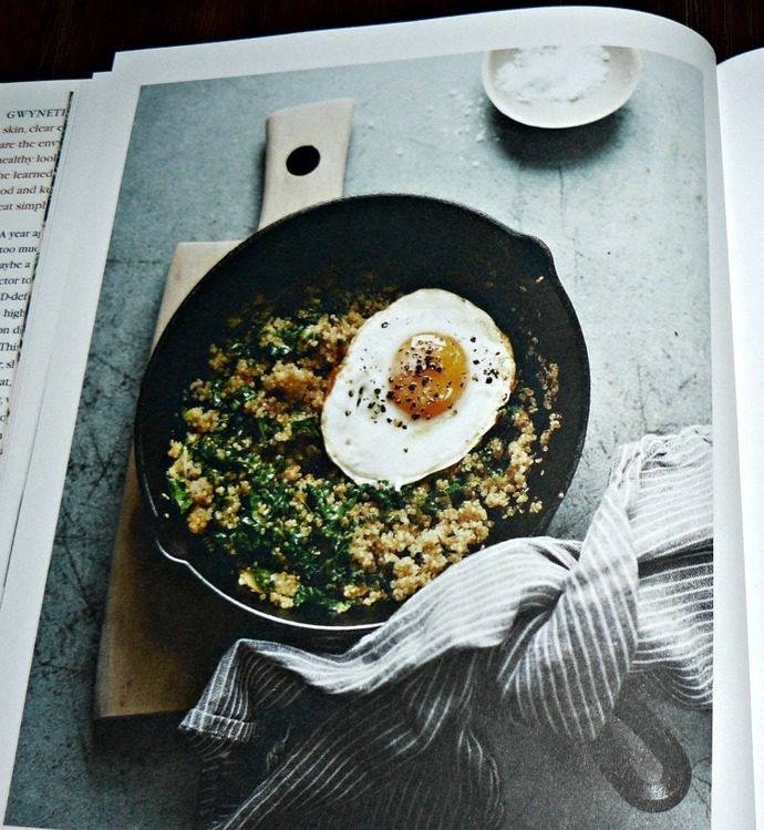 quinoa two ways, gwyneth paltrow, gwyneth paltrow cookbook, quinoa recipes