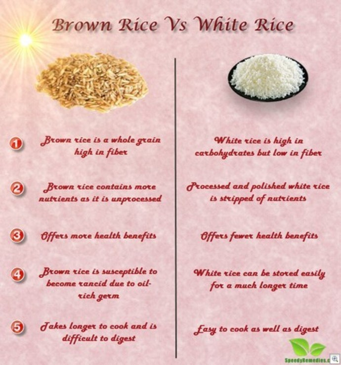 rice facts