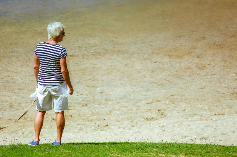 Elderly Fitness Class  - Staying fit as you age