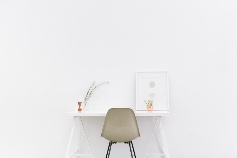 simple desk
