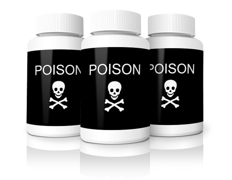 Source: Pixabay Poisons