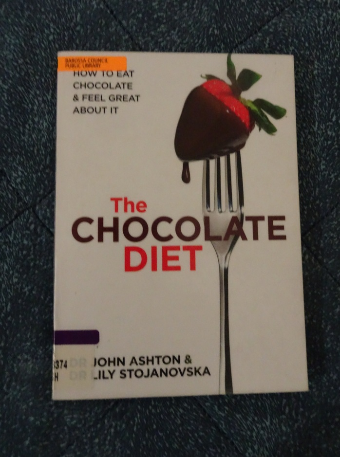 The Chocolate Diet book