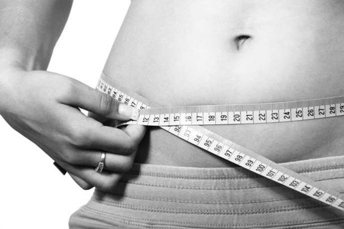 weight loss measure waist fat