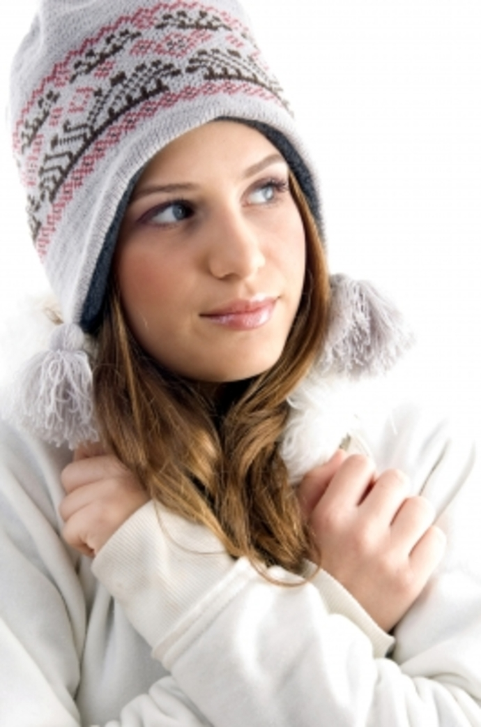 winter clothes; several layers of clothing; insulation